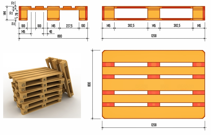Bancale standard misure cemento armato precompresso for Misure standard finestre e portefinestre